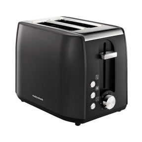 Morphy Richards 222058 Stainless Steel Equip 2-Slice Toaster | Red
