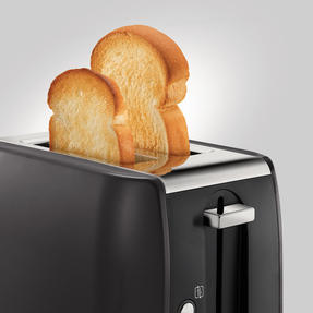 Morphy Richards 222058 Stainless Steel Equip 2-Slice Toaster | Black Thumbnail 3