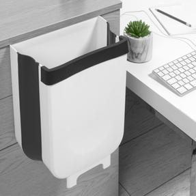 Beldray® LA077936EU7 Collapsible Cupboard Caddy | 4.5 Litre | Compact and Foldable Design | Easily Hooks Over Cupboard Doors Thumbnail 6