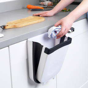 Beldray® LA077912EU7 Collapsible Cupboard Caddy | 9 Litre | Compact and Foldable Design | Easily Hooks Over Cupboard Doors Thumbnail 6