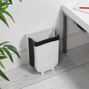 Beldray® LA077912EU7 Collapsible Cupboard Caddy | 9 Litre | Compact and Foldable Design | Easily Hooks Over Cupboard Doors Thumbnail 7