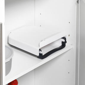 Beldray® LA077912EU7 Collapsible Cupboard Caddy | 9 Litre | Compact and Foldable Design | Easily Hooks Over Cupboard Doors Thumbnail 8