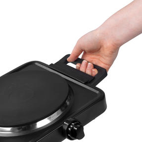 Progress® EK4399P Twin Hot Plate | Dual Temperature Controls | Carry Handles | Portable and Compact | 1000 W and 1500 W Hobs Thumbnail 5