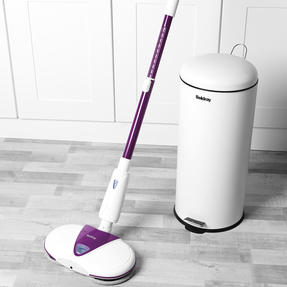 Beldray® BEL01047 Spinmax Cordless Floor Cleaner | Ideal for Wood or Hard Floor Surfaces | 200 ml | Telescopic Extension Tube | Powerful Detergent Jet Spray Thumbnail 4