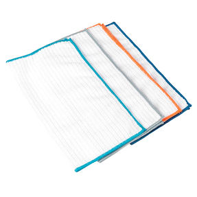 Beldray® LA077677UFEU7 4-Pack Anti-Bac Clean & Fresh Cloths | Washable and Reusable | Ideal for Cleaning Kitchens and Bathrooms Thumbnail 3