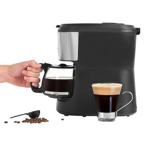 Salter® EK4368 Caffe Bean to Jug Coffee Maker | Perfect for Fresh Coffee | Integrated Grinding Blade | Programmable Timer | Auto Shut-Off Thumbnail 5