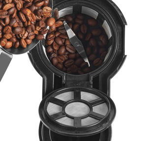 Salter® EK4368 Caffe Bean to Jug Coffee Maker | Perfect for Fresh Coffee | Integrated Grinding Blade | Programmable Timer | Auto Shut-Off Thumbnail 6