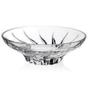 RCR 24657020106 Trix Italian Crystal Decorative Centrepiece Bowl | Ideal for Fruits, Flowers & Potpourri Thumbnail 1