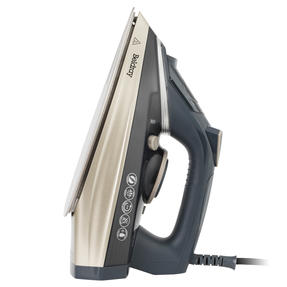 Beldray® BEL0820PL Ultra Ceramic Steam Iron with Dual Soleplate Technology, 3100 W, 300 ml, Platinum Edition Thumbnail 11