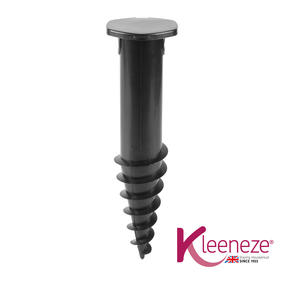 Kleeneze® KL080370EU7 Universal Fit Ground Spike with Safety Cover Thumbnail 2