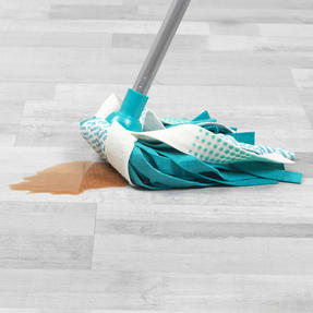 Beldray® LA076571EU7 Triple Action Microfibre Mop with Telescopic Handle | Ideal for Tile, Laminate and Wood Flooring | Non-Scratch Thumbnail 6