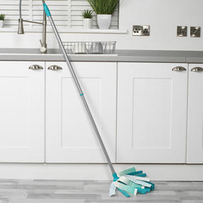 Beldray® LA076571EU7 Triple Action Microfibre Mop with Telescopic Handle | Ideal for Tile, Laminate and Wood Flooring | Non-Scratch Thumbnail 10