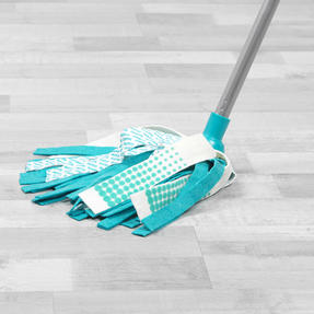Beldray® LA076571EU7 Triple Action Microfibre Mop with Telescopic Handle | Ideal for Tile, Laminate and Wood Flooring | Non-Scratch Thumbnail 11