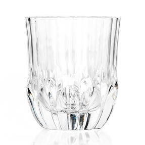 RCR 25745020106 Adagio Crystal Short Whisky Water Tumbler Glasses, Set of 6 Thumbnail 1