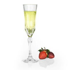 RCR 25948020106 Luxion Crystal Glassware Adagio Champagne Flutes, Set Of 6 Thumbnail 2