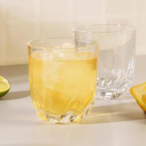 RCR 25954020106 Trix Crystal Short Whisky Water Tumbler Glasses, Set of 6 Thumbnail 6