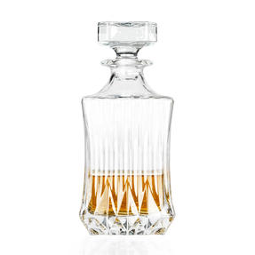 RCR 51526020106 Adagio Luxion Crystal Whisky/Wine Square Decanter Thumbnail 1
