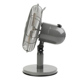 """Beldray® EH3266PL 10"""" Desk Fan with 3 Speed Settings and Adjustable Head   30 W   Ideal for Homes/Offices/Personal Workspace   Platinum Thumbnail 3"""