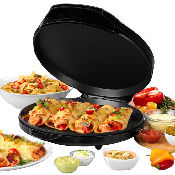 Progress® Family Multi-Grill | XL Cooking Surface | Non-Stick
