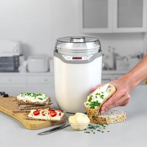 Progress® EK4374P Yoghurt and Soft Cheese Maker | 1.6 L | Strainer Included | LED Display | 25 W Thumbnail 3