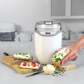 Progress® EK4374P Yoghurt and Soft Cheese Maker | 1.6 L | Strainer Included | LED Display | 25 W Thumbnail 5