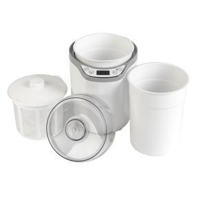 Progress® EK4374P Yoghurt and Soft Cheese Maker | 1.6 L | Strainer Included | LED Display | 25 W Thumbnail 6
