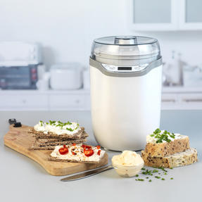 Progress® EK4374P Yoghurt and Soft Cheese Maker | 1.6 L | Strainer Included | LED Display | 25 W Thumbnail 7