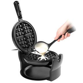 Progress® EK4376P Rotary Non- Stick Waffle Maker, 1000W Thumbnail 4