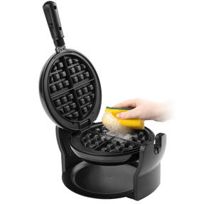 Progress® EK4376P Rotary Non- Stick Waffle Maker, 1000W Thumbnail 9