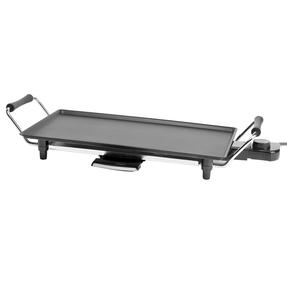 Giles & Posner® EK4428G Teppanyaki Grill, 43 cm   Non-Stick Coated Plate   2000 W   Perfect For Parties Or Family Gatherings Thumbnail 4