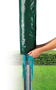 Beldray ® LA080356EU7 Rotary Airer Cover, Water and Weather Resistant, 160 X 30 cm, Green Thumbnail 2