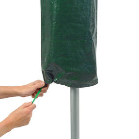 Beldray ® LA080356EU7 Rotary Airer Cover, Water and Weather Resistant, 160 X 30 cm, Green Thumbnail 3