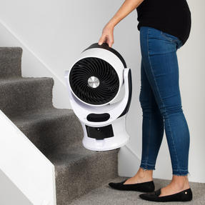Beldray® EH3328 3 in 1 Orbit Air Circulator | Heater, Humidifier and Fan | Adjustable Temperature Control | Aroma Function | 12 Levels of Wind Selection Thumbnail 11