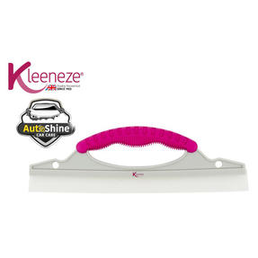 Kleeneze® KL082237EU7 Water Squeegee with Silicone Non-Scratch Edge  Ideal for Cleaning Windows and Windscreens Thumbnail 2