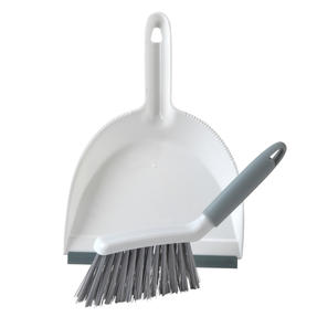Beldray® LA082664UFEU7 Antibac Dustpan and Brush Set| Perfect for Worktops and Desks Thumbnail 1