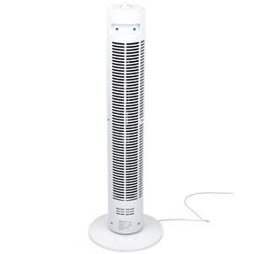 Prolectrix® EH3410PRO 32 Inch Tower Fan With Timer   Built In Timer   3 Speed Settings   Oscillation Function   White Thumbnail 8