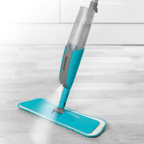Beldray® LA081353UFEU7 Antibac 2 in 1 Spray Mop Cleaner with Swivel Mop Head | Ideal for Floors and Windows | Built-In Spray Function Thumbnail 2