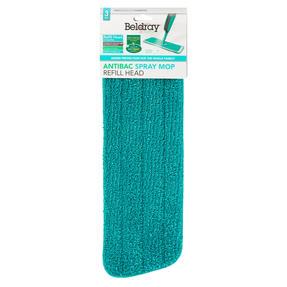 Beldray® LA080875UFEU7 Anti Bac Spray Mop Refill Head for LA067050 | No Drips or Streaks | Ideal for Everyday Use