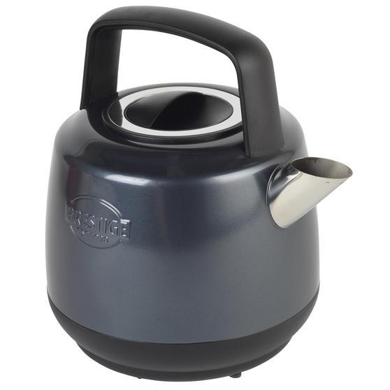 Prestige 46269 Heritage Kettle   Grey   Non-Slip Feet   Fast Boil   Stay Cool Handles