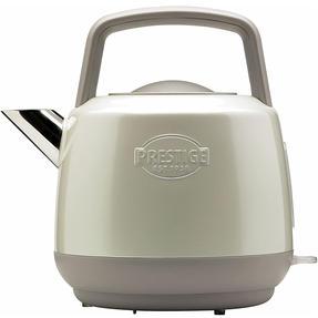 Prestige 46268 Heritage Kettle | Almond | Non-Slip Feet | Fast Boil | Stay Cool Handles