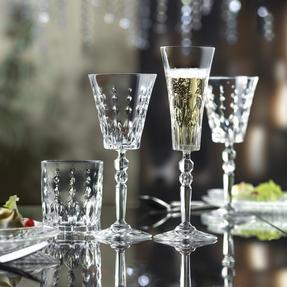RCR 27277020006 Marilyn Short Whiskey and Water Tumbler Glasses, Dishwasher Safe, 340 ml, Set of 6 Thumbnail 2