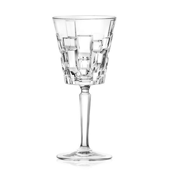 RCR 27435020006 Etna Wine Glasses, Set of 6, 280 ml
