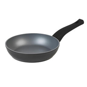 Russell Hobbs® RH01697EU Pearlised Forged Aluminium Frying Pan   20cm   Whitford Non-Stick Coating   Suitable for All Hob Types Including Induction   Matte Grey
