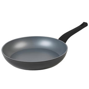 Russell Hobbs® RH01699EU Pearlised Forged Aluminium Frying Pan | 28cm | Whitford Non-Stick Coating | Suitable for All Hob Types Including Induction | Matte Grey Thumbnail 1