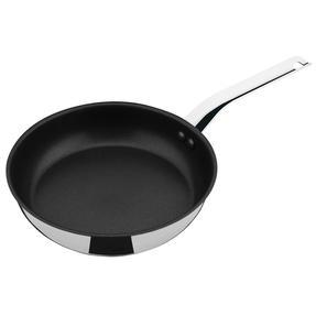 Thomas P503703 Nesting Non-Stick Frying Pan, Dishwasher Safe, 20 cm, Stainless Steel Thumbnail 2