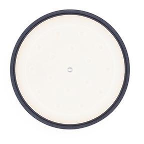 Thomas P505369 Round Casserole Dish with Lid, 20 cm, 2.4 Litre Capacity, Cast Iron Thumbnail 4