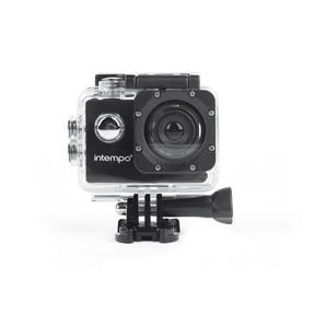 Intempo EE5450BLKSTKEU7V2 Sync Waterproof Wide Angle HD Action IPX8 Camera | High Definition | 1080p Video Resolution | USB | Self Timer Function | Waterproof Up to 30 M Thumbnail 1