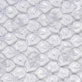 Beldray® LA084675UFEU7 Antibac Cushioned Bath Mat, Slip Resistant Design, 68 x 39 cm Thumbnail 2
