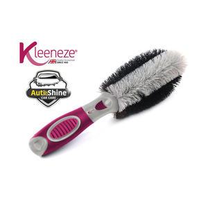 Kleeneze® KL082411EU7 Wheel Brush with Slimline Head and Ultra-Soft Bristles Thumbnail 2