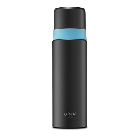 Vivo PS0073 Thermos Flask, 750 ml, Stainless Steel